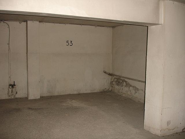 Parking en alquiler en calle Pintor Tudela, Xàtiva - 214147981