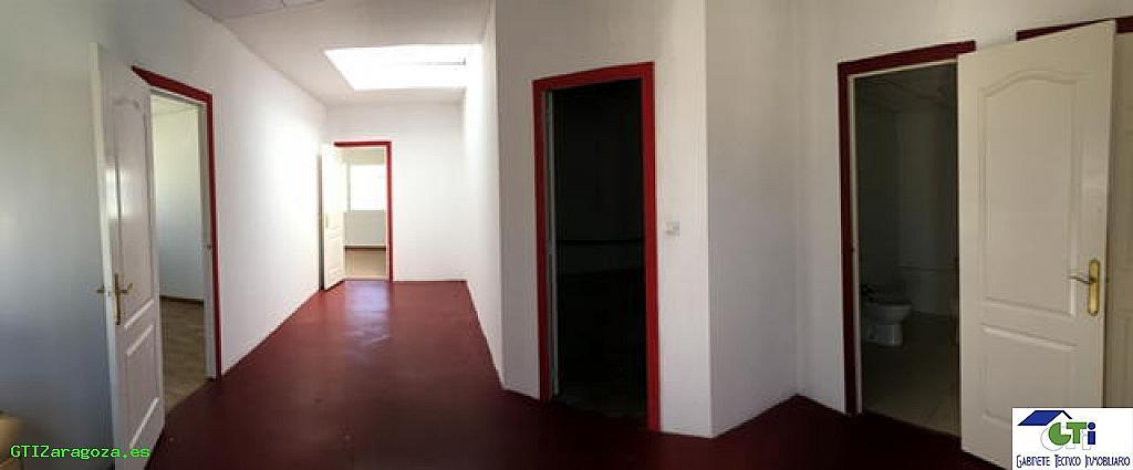 <![CDATA[Distribución despachos]]> - Nave en alquiler en Las Fuentes – La Cartuja en Zaragoza - 331952818