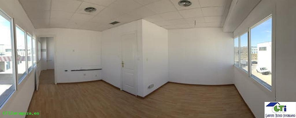 <![CDATA[Desapacho oficinas 1]]> - Nave en alquiler en Las Fuentes – La Cartuja en Zaragoza - 331952827