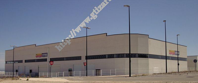 <![CDATA[Exterior naves]]> - Nave en alquiler en Las Fuentes – La Cartuja en Zaragoza - 310077239