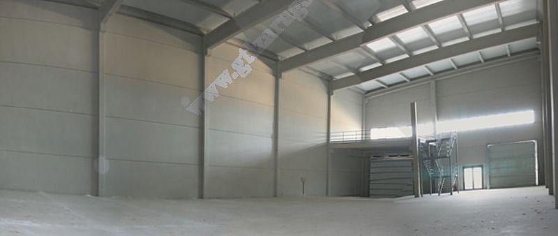 <![CDATA[Interior nave 2 con muelles de carga]]> - Nave en alquiler en Las Fuentes – La Cartuja en Zaragoza - 310077245