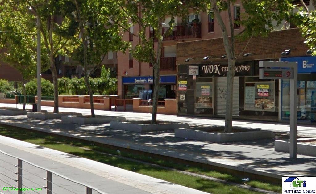 <![CDATA[ea_WOKAVELLANEDA]]> - Local comercial en alquiler en Actur - Rey Fernando en Zaragoza - 351590596