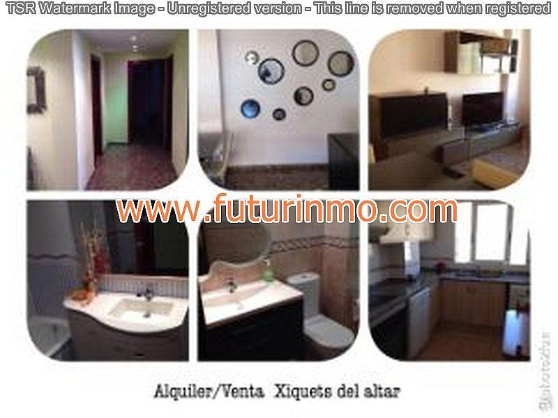 Piso en alquiler opción compra en plaza Xiquets Altar, Centro en Xirivella - 259546618