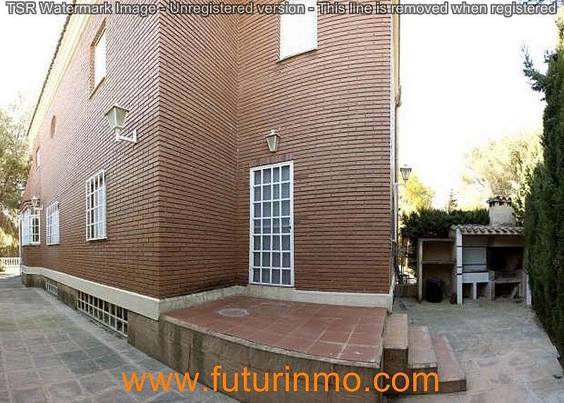 Chalet en alquiler en calle Trafalgar, El Vedat en Torrent - 276250637