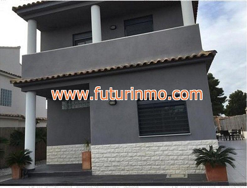 Chalet en alquiler opción compra en calle Riuseñor, Zona Monte Real-Calicanto en Torrent - 276687555