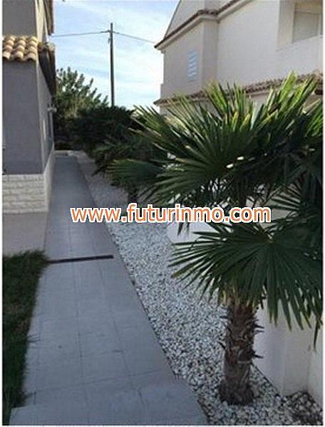 Chalet en alquiler opción compra en calle Riuseñor, Zona Monte Real-Calicanto en Torrent - 276687557