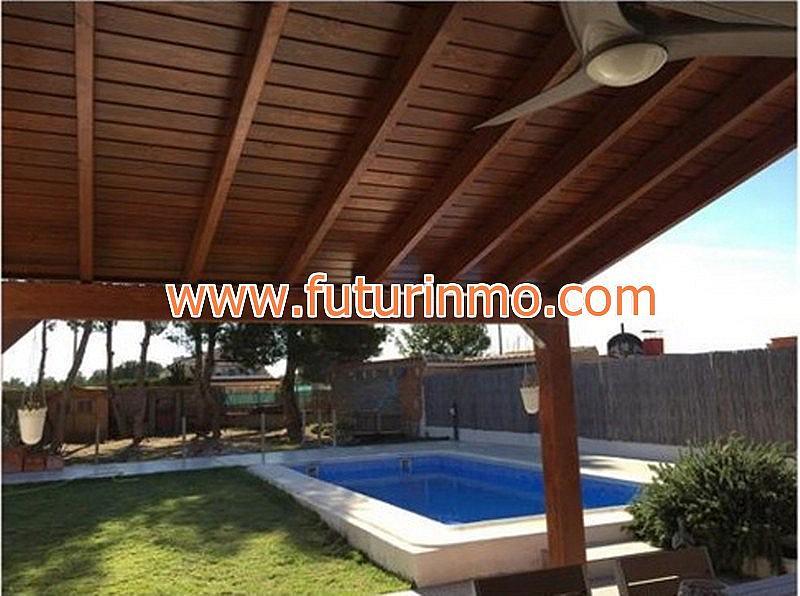 Chalet en alquiler opción compra en calle Riuseñor, Zona Monte Real-Calicanto en Torrent - 276687565