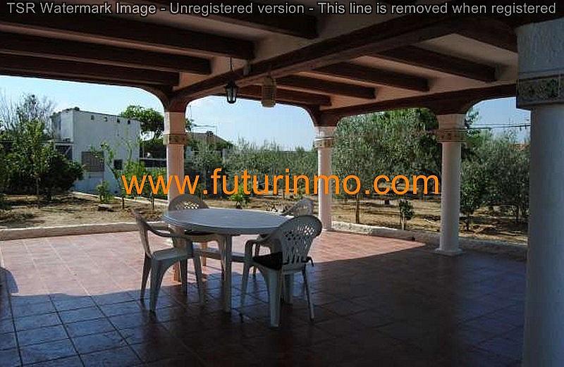 Chalet en alquiler en calle Zona Venta Cabrera, Torrent - 287326447