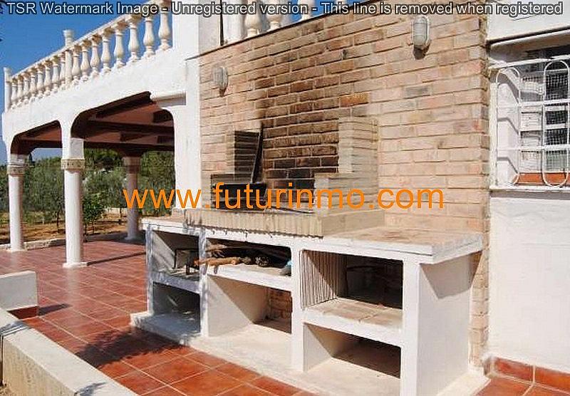 Chalet en alquiler en calle Zona Venta Cabrera, Torrent - 287326448
