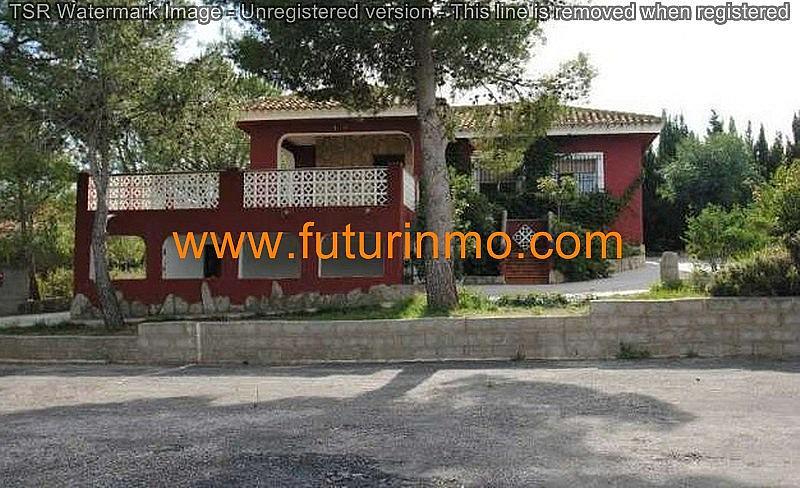Chalet en alquiler en calle Zona Les Blasques, Monserrat - 288189693