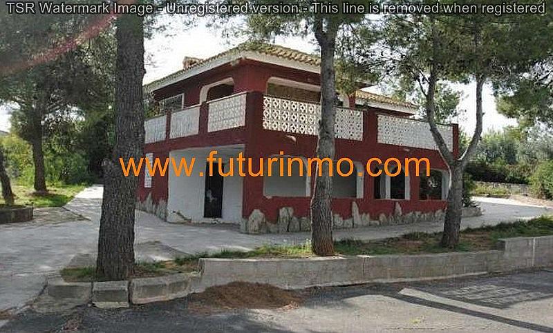 Chalet en alquiler en calle Zona Les Blasques, Monserrat - 288189705