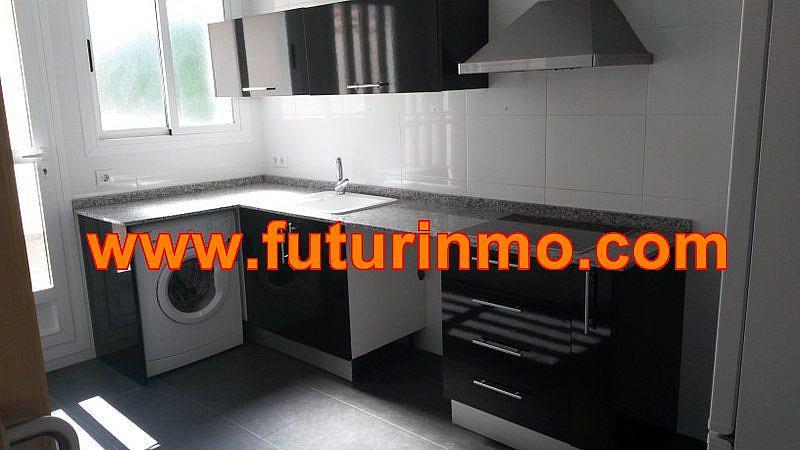 Casa adosada en alquiler en calle Zona Omet, Picassent - 288704448