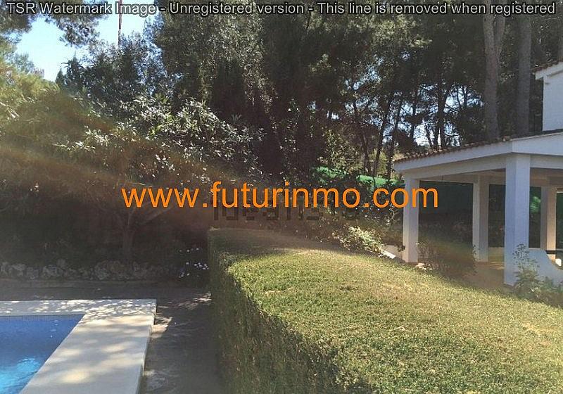 Chalet en alquiler en calle Zona Vedat, Torrent - 289126147