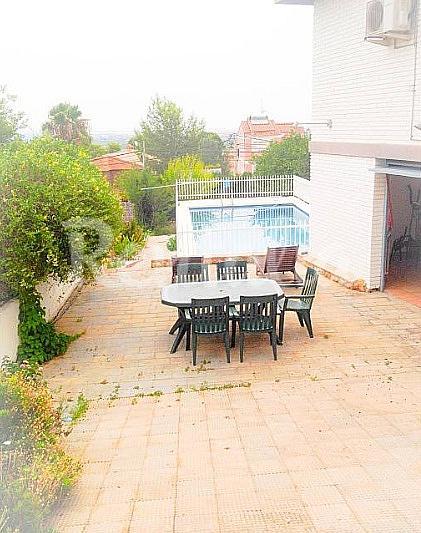 Chalet en alquiler en calle Calicanto, Zona Monte Real-Calicanto en Torrent - 295399730