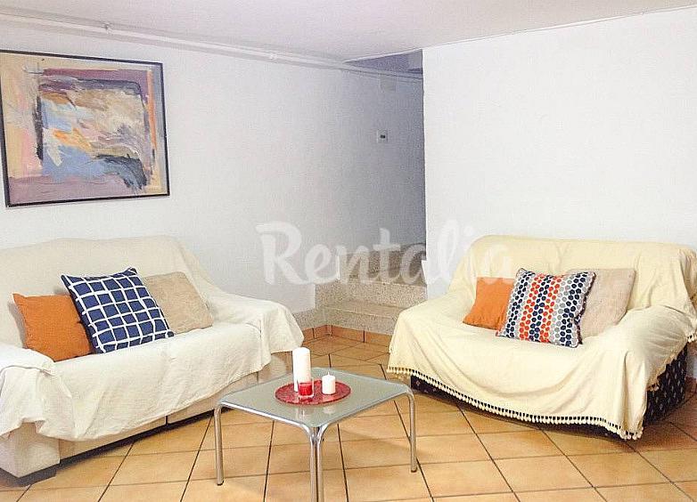 Chalet en alquiler en calle Calicanto, Zona Monte Real-Calicanto en Torrent - 295399743