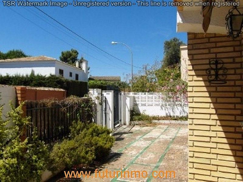 Chalet en alquiler en calle Vedat, El Vedat en Torrent - 303436883