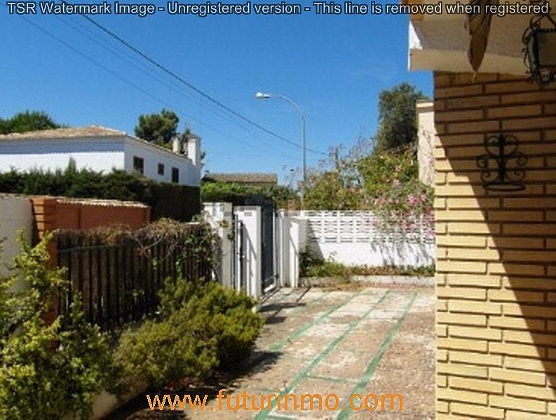 Chalet en alquiler en calle Vedat, El Vedat en Torrent - 303436886