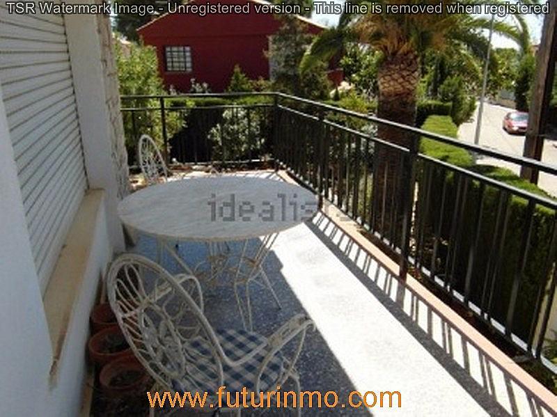 Chalet en alquiler en calle Vedat, El Vedat en Torrent - 303436907