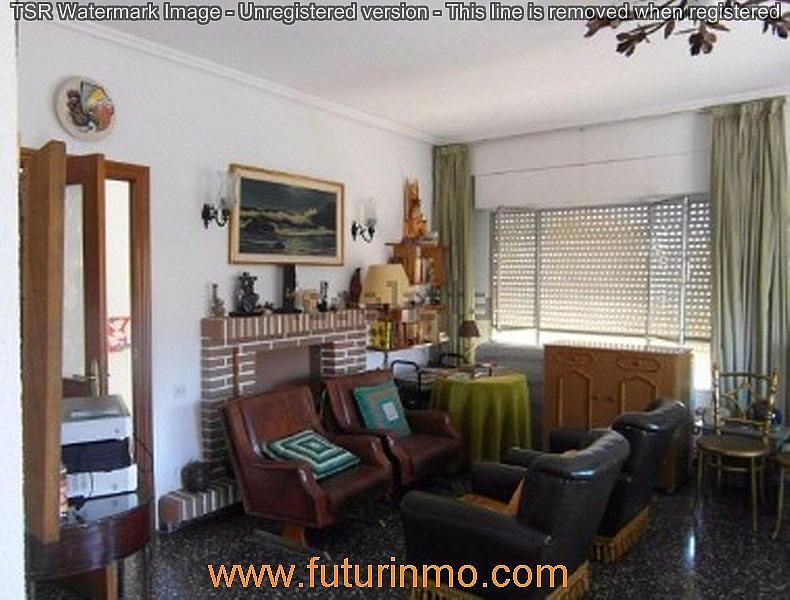 Chalet en alquiler en calle Vedat, El Vedat en Torrent - 303436914