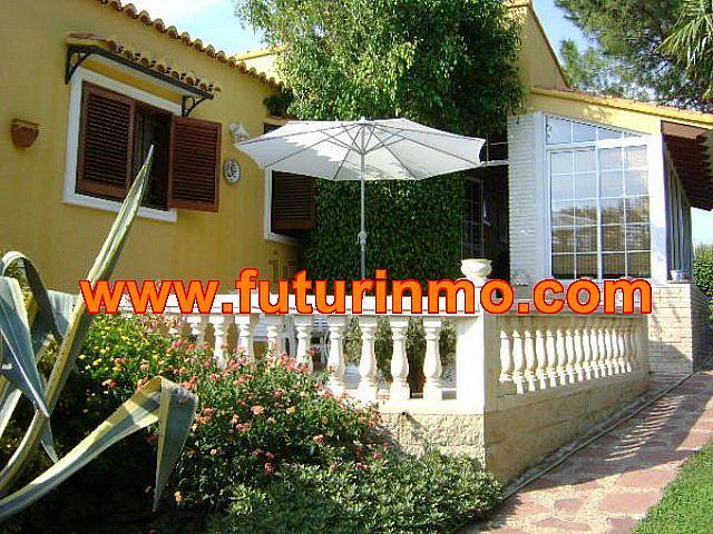 Chalet en alquiler en calle Tancat de L'alter, Picassent - 313270811
