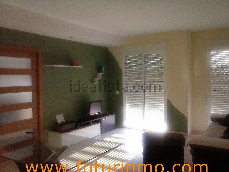 Piso en alquiler en calle Font del Barco, Albal - 314914605