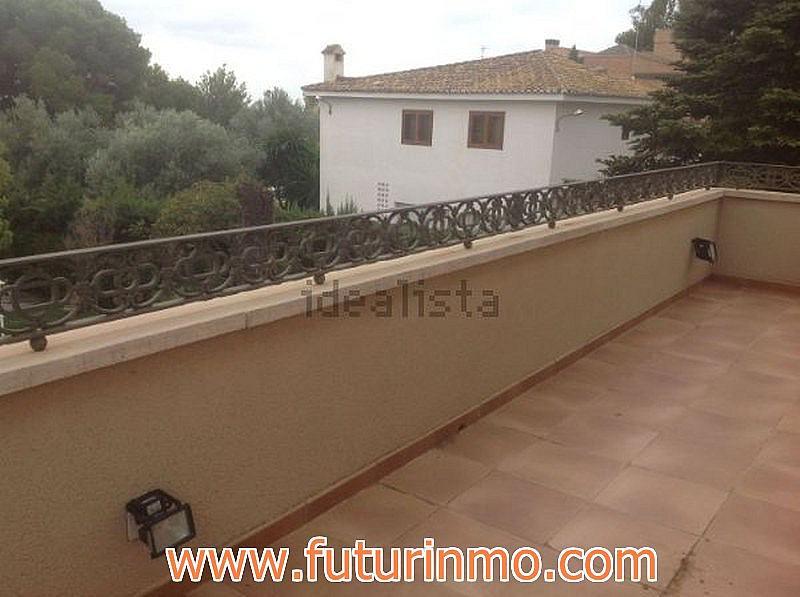 Villa en alquiler en calle Vedat, Torrent - 358070199