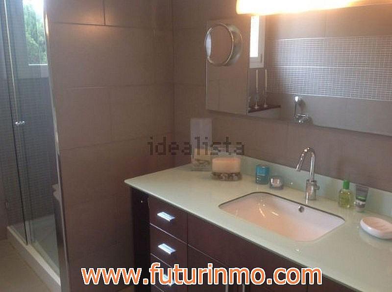 Villa en alquiler en calle Vedat, Torrent - 358070200