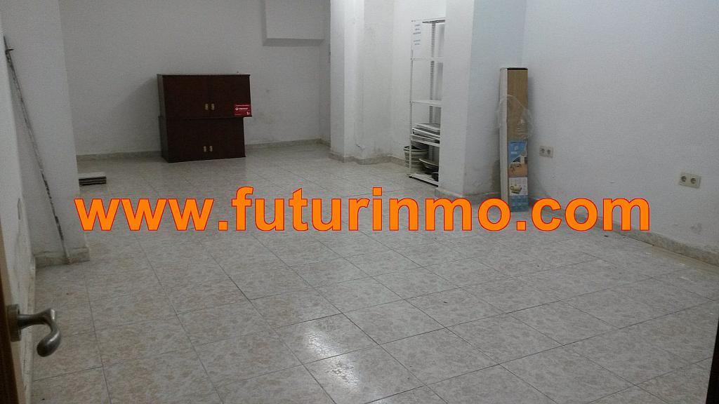 Local comercial en alquiler en calle San Carlos, Albal - 241538264