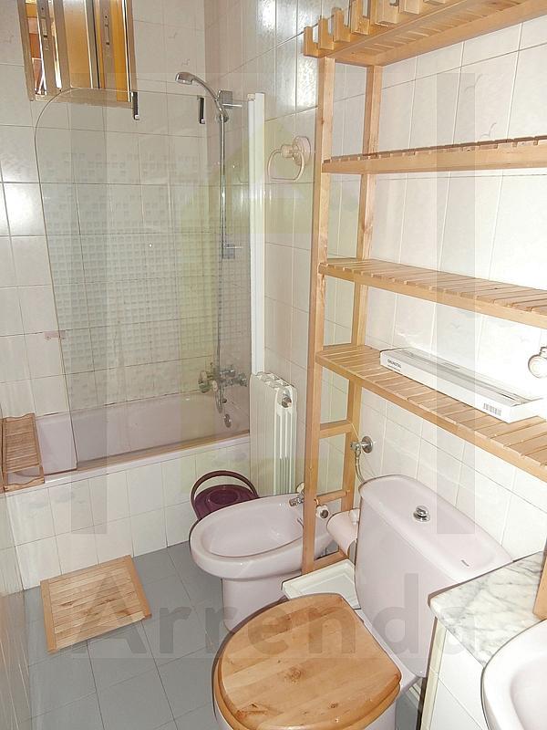 Baño - Ático en alquiler en calle Jacinto Camarero, Opañel en Madrid - 226660004