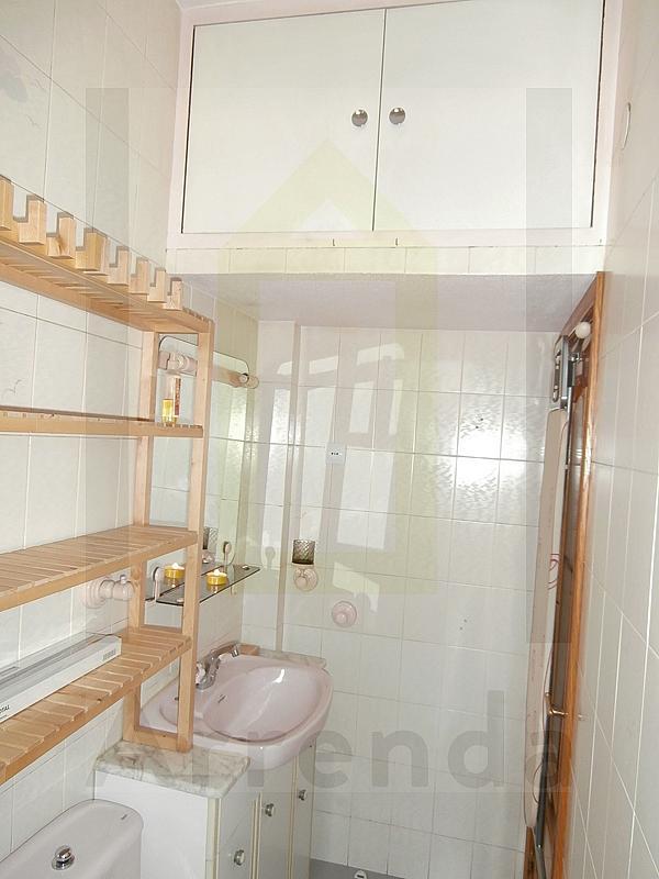 Baño - Ático en alquiler en calle Jacinto Camarero, Opañel en Madrid - 226660009