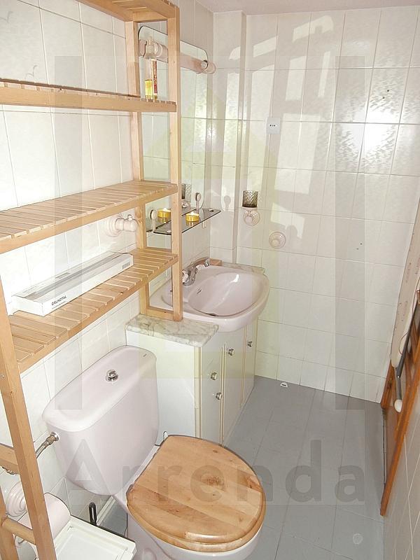 Baño - Ático en alquiler en calle Jacinto Camarero, Opañel en Madrid - 226660012