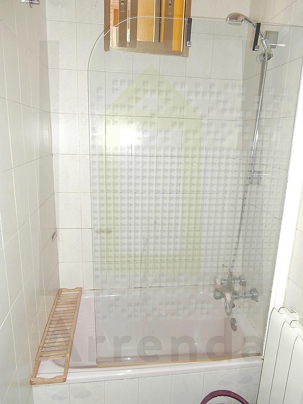 Baño - Ático en alquiler en calle Jacinto Camarero, Opañel en Madrid - 226660015