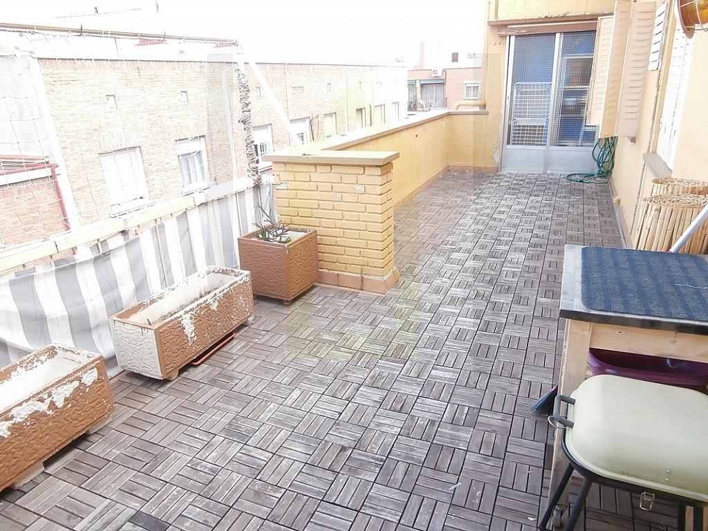 Terraza - Ático en alquiler en calle Jacinto Camarero, Opañel en Madrid - 226660035