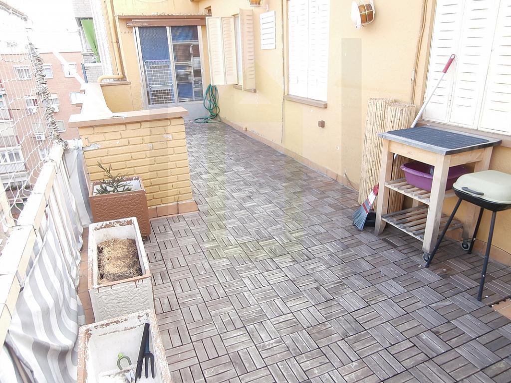 Terraza - Ático en alquiler en calle Jacinto Camarero, Opañel en Madrid - 226660038