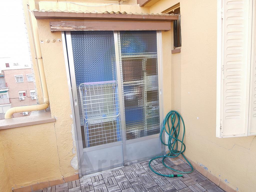 Terraza - Ático en alquiler en calle Jacinto Camarero, Opañel en Madrid - 226660041