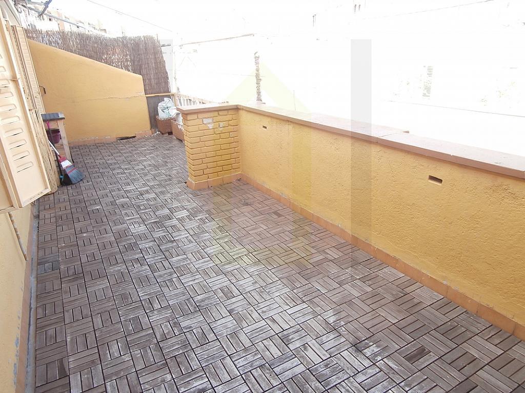 Terraza - Ático en alquiler en calle Jacinto Camarero, Opañel en Madrid - 226660045