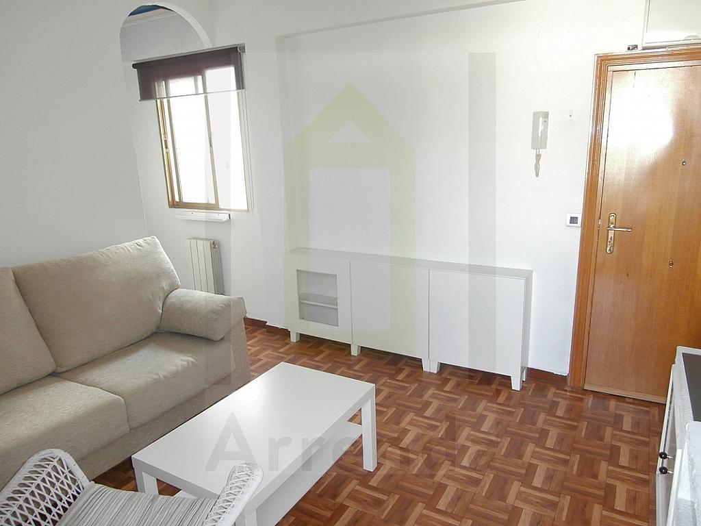 Salón - Ático en alquiler en calle Jacinto Camarero, Opañel en Madrid - 226660051