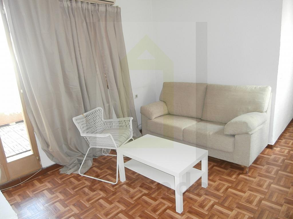 Salón - Ático en alquiler en calle Jacinto Camarero, Opañel en Madrid - 226660053