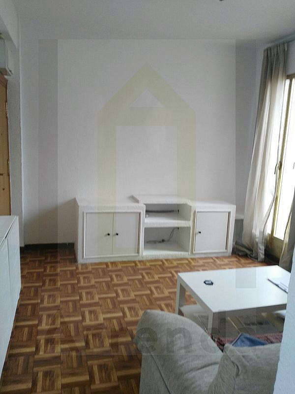 Salón - Ático en alquiler en calle Jacinto Camarero, Opañel en Madrid - 357214318
