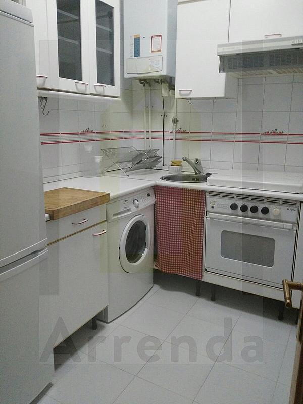 Cocina - Ático en alquiler en calle Jacinto Camarero, Opañel en Madrid - 359930062