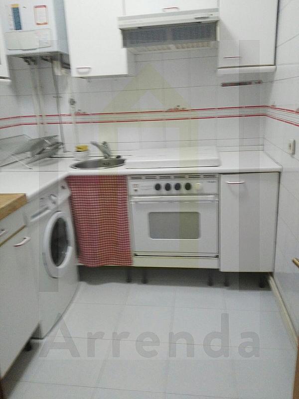 Cocina - Ático en alquiler en calle Jacinto Camarero, Opañel en Madrid - 359930063