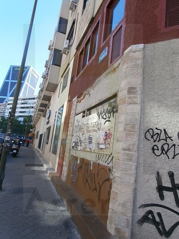 Local en alquiler en calle Nardo, Valdeacederas en Madrid - 221268090