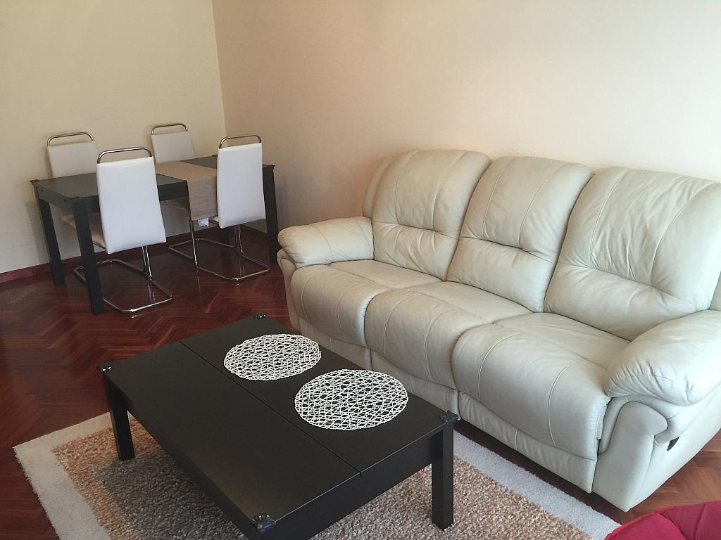 Piso en alquiler en calle Urbano Lugris, Arteixo - 322582429
