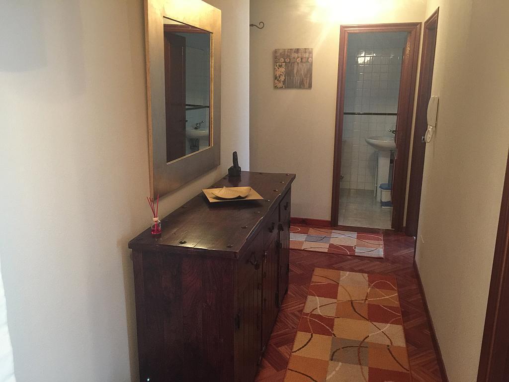 Piso en alquiler en calle Urbano Lugris, Arteixo - 322582473