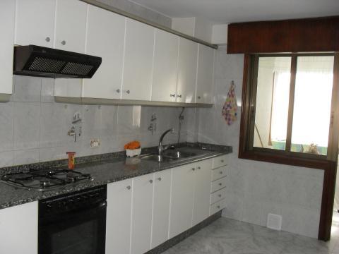 Cocina - Piso en alquiler en calle Rio Xallas, Arteixo - 41555633