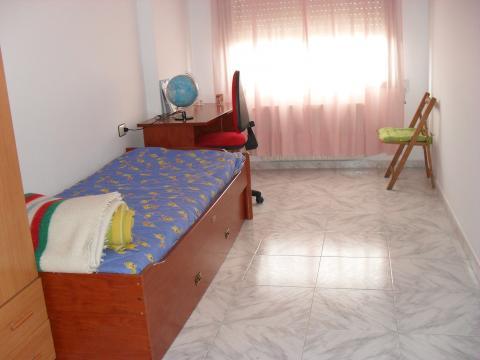 Dormitorio - Piso en alquiler en calle Rio Xallas, Arteixo - 41555668