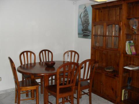 Comedor - Piso en alquiler en calle Rio Xallas, Arteixo - 41555694