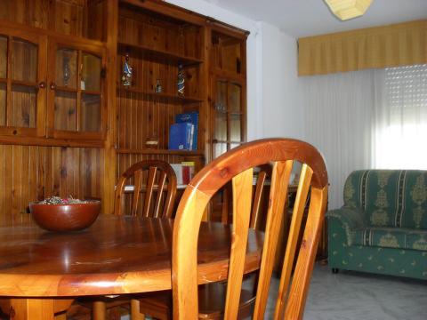 Salón - Piso en alquiler en calle Rio Xallas, Arteixo - 41555696