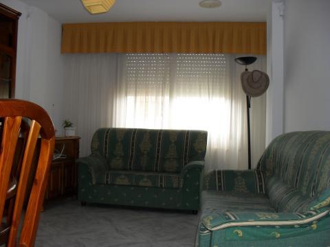 Salón - Piso en alquiler en calle Rio Xallas, Arteixo - 41555699
