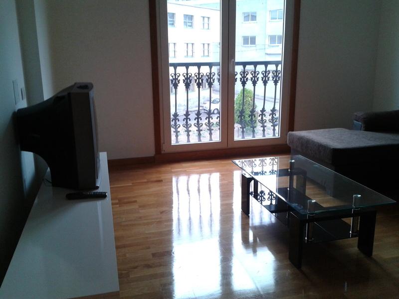 Salón - Piso en alquiler en calle Manuel Platas Varela, Arteixo - 121085744